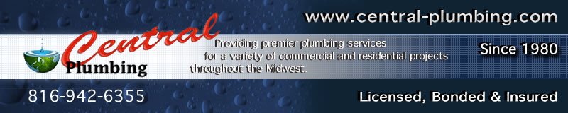 Central Plumbing Midwest/KC Metro
